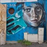 Graff à Champagne sur Seine